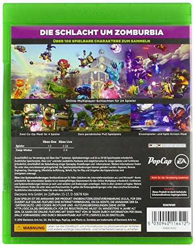 Plants vs. Zombies: Garden Warfare 2 - [Xbox One]