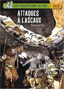 """Afficher """"Enquêteurs du net (Les) Attaques à Lascaux"""""""
