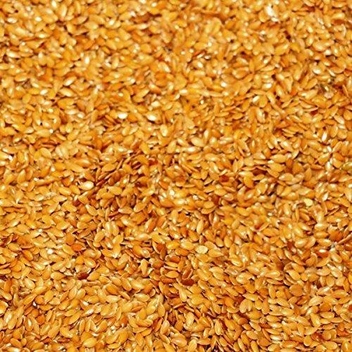 Leinsamen Leinsaat gold 10kg -