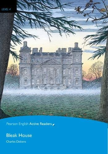 Penguin Active Reading 4: Bleak House Book and MP3 Pack (Pearson English Active Readers) - 9781408231180