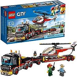 Lego City 60183 - Great Vehicles Trasportatore Carichi Pesanti