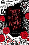 Poems from the First World War: Published in Association with Imperial War Museums