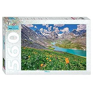 Puzzle 560 Teile - Altai-Berge