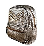 BabyGo This is a perfect bag for girls of all ages from 2 year old to college going rockstar to flaunt the bling of this sequin backpack carry your small books or carry your makeup , this bag will make people notice.Super cute mini backpack school ba...
