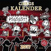 Gregs Tagebuch: Gregs Kalender 2017