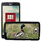 Solo Cellulare Hot Style Cellulare Pc Hard Case Cover//M00139505Birds Duck Mallard Anatre Uccelli acquatici//LG OPTIMUS L90D415
