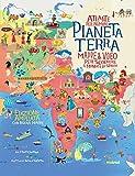 Pianeta Terra. Atlante per bambini. Mappe & video per scoprire il mondo e lo spazio