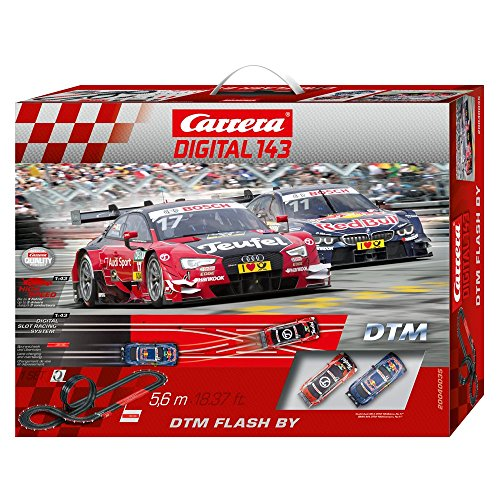 Carrera 20040035 - Digital 143 DTM Flash by