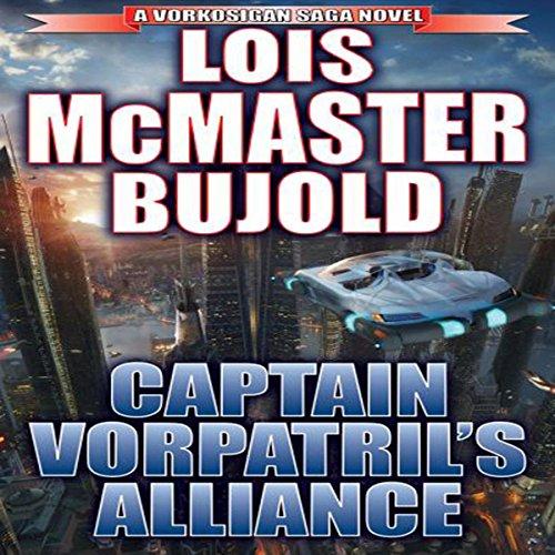 Captain Vorpatril's Alliance  Audiolibri