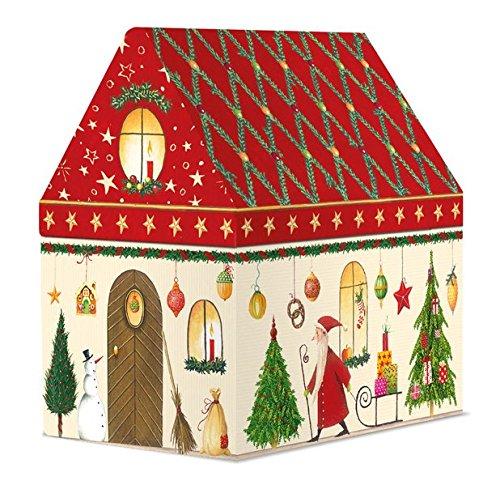 Weihnachtszauber, Adventshäuschen: 24 Gedichte für einen stimmungsvollen Advent