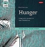 Hunger: Ungekürzte Lesung mit Uwe Friedrichsen (1 mp3-CD) - Knut Hamsun