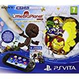 PlayStation Vita - Consola + LittleBigPlanet - Marvel Edition + Tarjeta De Memoria 8 GB