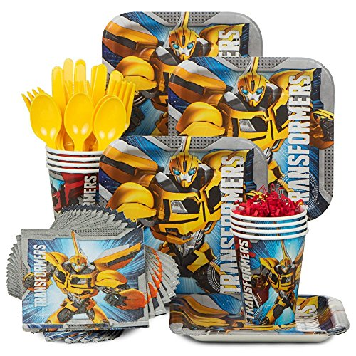 Transformers Standard Kit (Serves 8) - Party Supplies by Costume ()