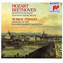 Mozart & Beethoven: Quintets for Piano and Wind Instruments