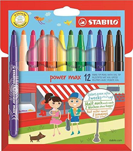 stabilo-power-max-etui-carton-12-feutres-pointe-large-coloris-assortis
