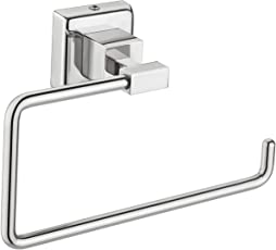 Jovial 407 304 Stainless Steel, Anti Rust, Corrosion-Free Calypso Napkin Holder Bathroom Accessories for Home with Glossy Finish