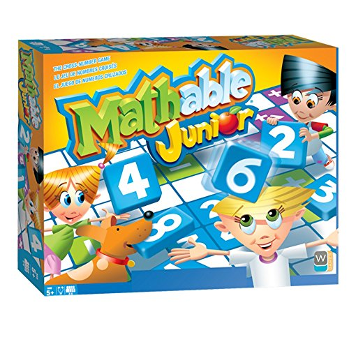 Mathable Junior Brettspiel (5006)