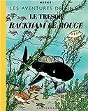 Les Aventures de Tintin - Le trésor de Rackham le Rouge : Edition grand format