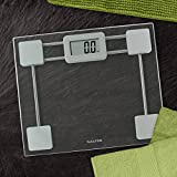 Salter 9081 SV3R Compact Glass Digital Bathroom Scale Bild 2