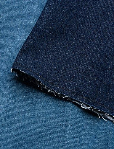Replay Damen Jeanshose Basinkim Blau (Blue Denim 9)