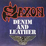 Saxon: Denim and Leather [Vinyl LP] (Vinyl)