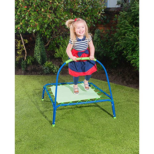 Easy Assembly Childrens Junior Indoor Outdoor Trampoline