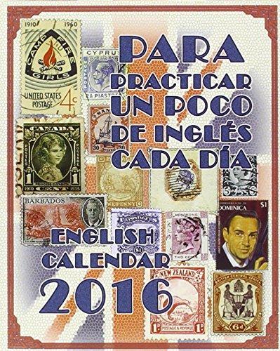 Taco Calendario 2016: English
