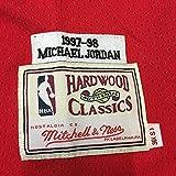 weste NBA Retro - Michael Jordan - Chicago Bulls Hardwood Classics Vintage (S)