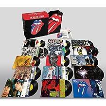 The Rolling Stones: Studio Albums Vinyl Collection 1971-2016 (15 Album/20LP Vinyl Box) [Vinyl LP]