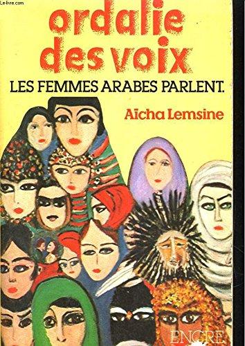 Ordalie des voix par Aïcha Lemsine
