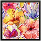 #10: PPD exclusive Framed Wall Art Paintings for Living room and Bedroom. Frame size (12 inch x 12 inch, (Wood, 30 cm x 3 cm x 30 cm, Special Effect Textured)