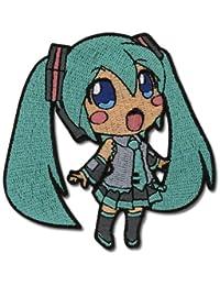 Hatsune Miku Miku Écusson brodé