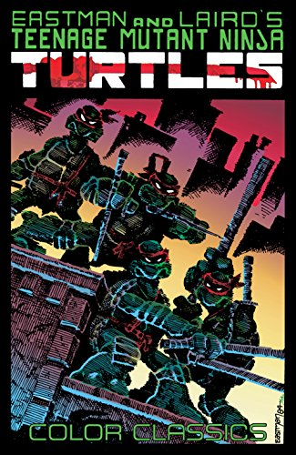 Teenage Mutant Ninja Turtles: Color Classics Vol. 1 (English Edition)