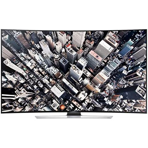 Samsung UE65HU8500L - Tv Led Curvo 65'' Ue65Hu8500 Uhd 4K 3D, 4 Hdmi, Wi-Fi Y Smart Tv