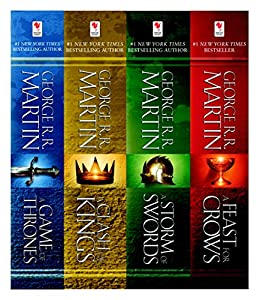 A Game of Thrones 4-Book Bundle: A Song of Ice and Fire Series: A Game of Thrones, A Clash of Kings, A Storm of Swords, and A Feast for Crows von [Martin, George R.R.]