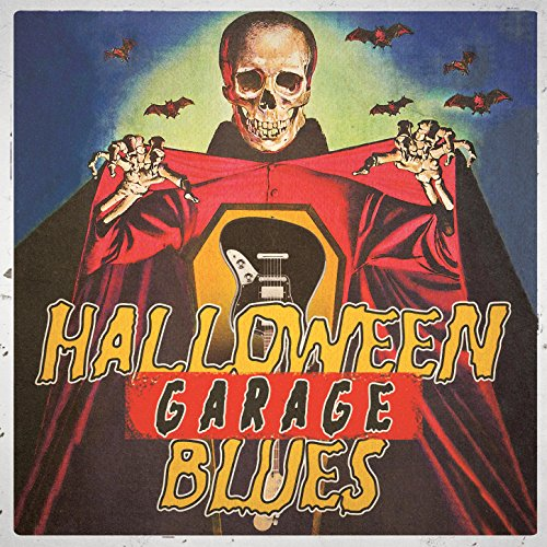 Halloween Garage Blues (Halloween Blues Mp3)