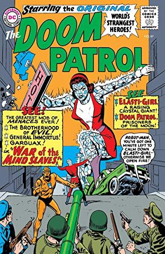 Doom Patrol (1964-1968) #97 (English Edition) eBook: Arnold Drake ...