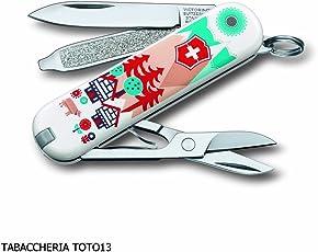 Victorinox Classic Swiss Army Knife (0.6223.L1510)