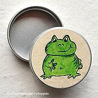 Minidose kleiner Frosch