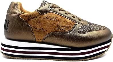 ALVIERO MARTINI Scarpe da Donna 1 Classe 10712 Sneakers Casual Sportive Platform