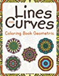 Lines and Curves: Coloring Book Geome...