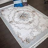 Brillant Teppich Teppich 150 x 230 cm Rutschfest Pflegeleicht Top Qualität Kayra 802