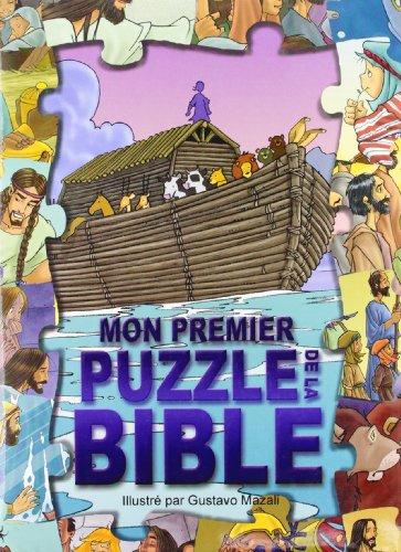 Mon Premier Puzzle de la Bible