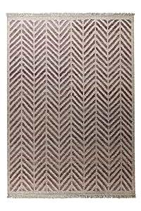 ESPRIT Teppich Essential Ethno ESP-7014-01, Teppichgröße:60 x 110 cm