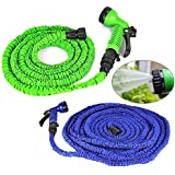 Siddhi Collection All In One Polyester Magic Hose Pipe, Standard(Multicolour)