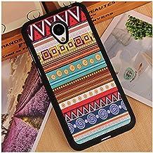 Prevoa ® 丨 Meizu M2 Mini Funda - Colorful Silicona Protictive Carcasa Funda Case para Meizu M2 Mini 5,0 Pantalla Smartphone - 7