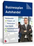 Businessplan Autohandel [Zip Ordner]