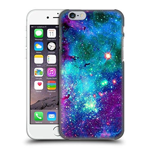 Offizielle Haroulita Weltraum Nebel Fantasy 2 Ruckseite Hülle für Apple iPhone 5 / 5s / SE Nebula Schönheit