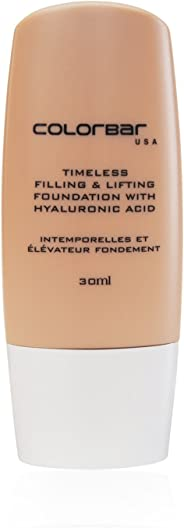 Colorbar Timeless Filling And Lifting Foundation, Soft Opal