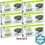 Fry's Family TIRAS DE ARROZ Y CHIA VEGANO 300 GR Pack de 6
